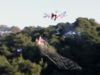 Autonomous Drone Hunts Down Rogue Drones From the Sky