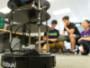 Coming Right Up! High Schoolers Build Indoor Delivery Robot with NVIDIA Jetson TX2