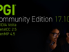 New PGI Community Edition Now Available