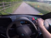 Teaching a Self-Driving Car to Follow a Lane in Under 20 Minutes