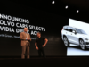 Volvo Cars Selects NVIDIA DRIVE AGX Xavier for Production Cars