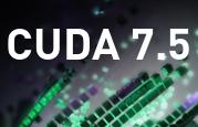 CUDA 7.5
