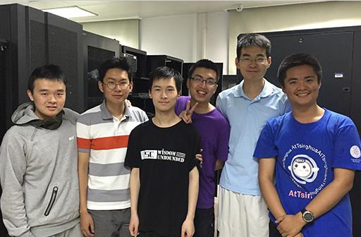 GPUs Dominate ISC'15 Student Cluster Contest_Full
