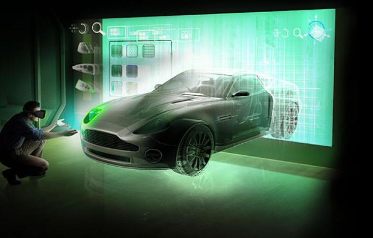 ECS VR Showcase Image