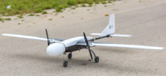Figure 2: ATHENA Technion Aerial System (TAS) team drone for the 2016 competition.