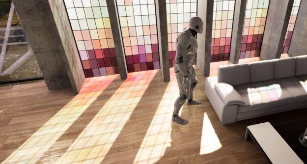 Using mesh caustics to simulate transparent shadows
