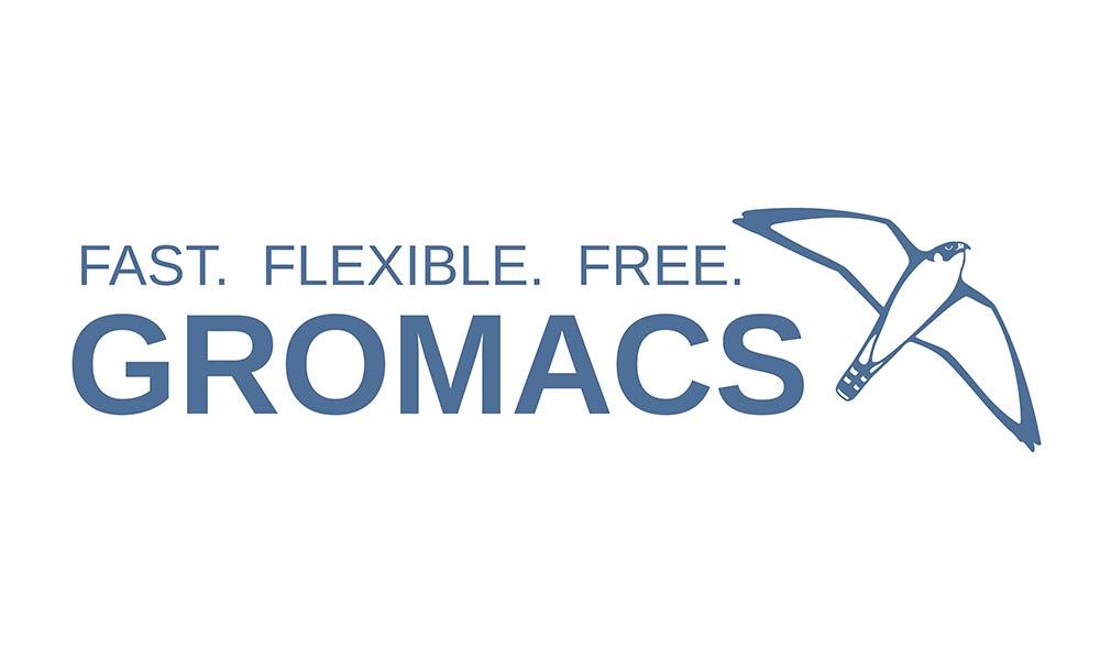 Logo for GROMACS