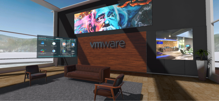 A look at VMware's Workspace ONE XR Hub software.